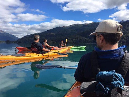 Kayak Soul: Remando en el lago Krugger