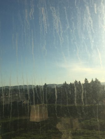 Concord, Californien: Filthy windows