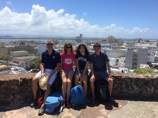 Castillo de San Cristobal: photo2.jpg