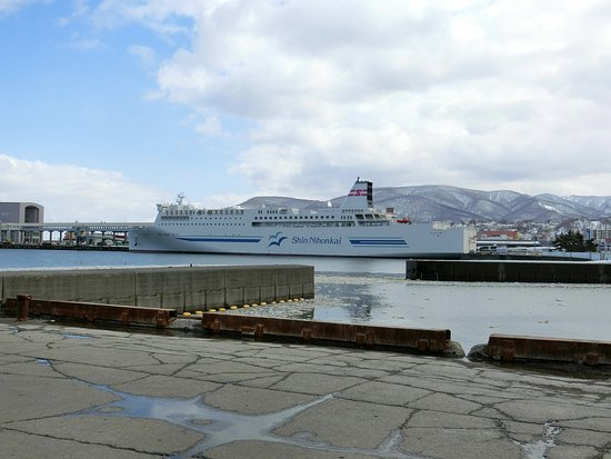 Shin Nihonkai Ferry from/to Otaru Port