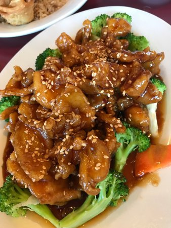 Allen, TX: Tian An Men Square Wok and Grill