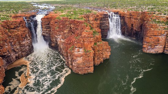 Faraway Bay: King George Falls March 17 - day tour for all guests