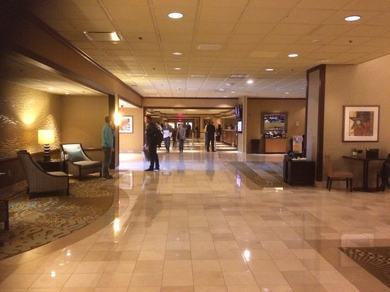 Photo of Hotel Los Angeles Airport Marriott at 5855 West Century Blvd, Los Angeles, CA 90045, United States