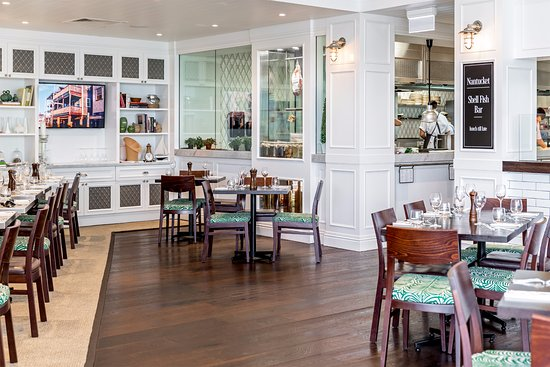 Indooroopilly, Australie : The Front Dining Area