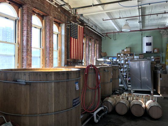 Cover Photo for Urban Adventures's map collection, NYC Distillery Tour