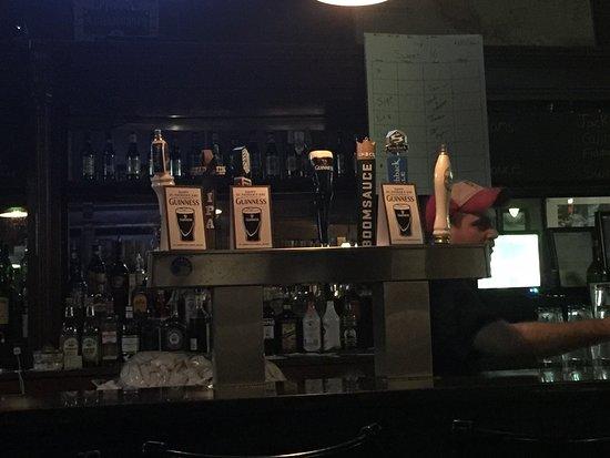 Montpellier, VT: Great old Irish Pub