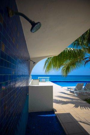 Pool - Picture of Miramar Condominiums Cozumel - Tripadvisor
