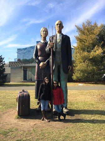 Hamilton, NJ: Grounds For Sculpture_Sanju-37