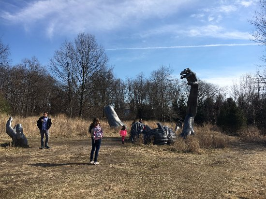Hamilton, NJ: Grounds For Sculpture_Sanju-40