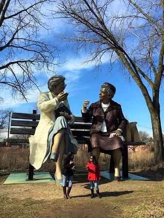 Hamilton, NJ: Grounds For Sculpture_Sanju-42