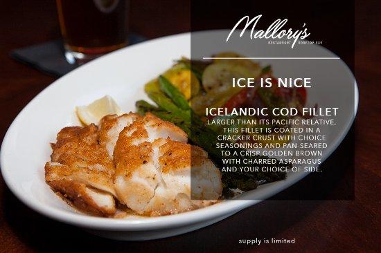 Hudson, WI: Seafood