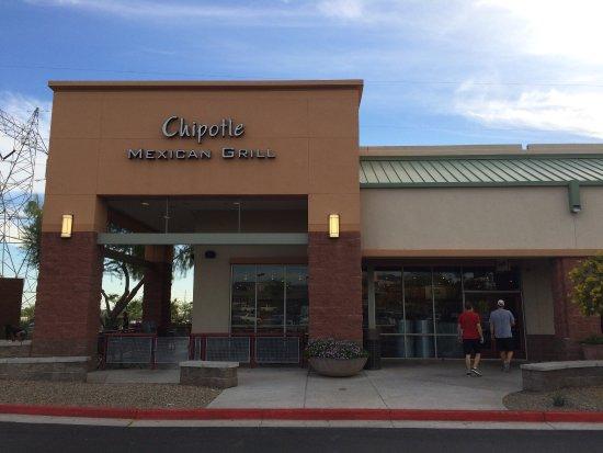 Buckeye, AZ: Outside front