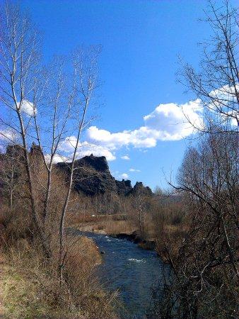 Trgoviste, Serbie: Pchinja river