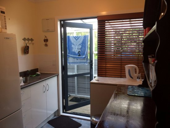 Mangawhai, Yeni Zelanda: kitchen