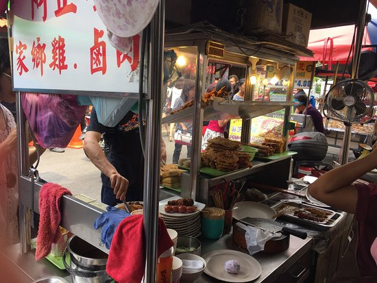 Photo of Asian Restaurant Penang Road Famous Teochew Cendol at Lebuh Keng Kwee / Penang Road, Penang Island, Malaysia