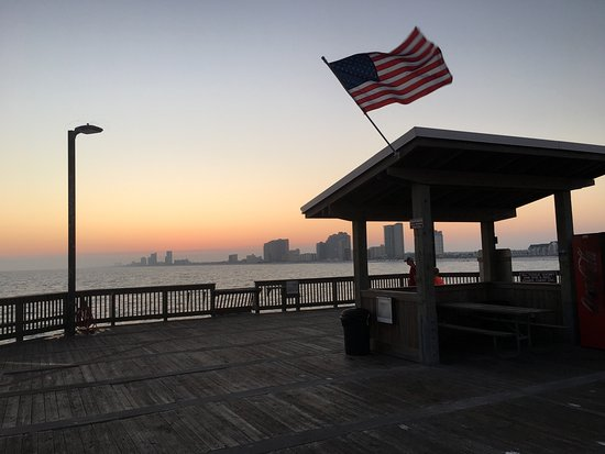 Gulf state park fishing pier tripadvisor for Pier fishing gulf shores al