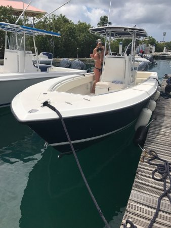British Virgin Island Power Boat Rentals