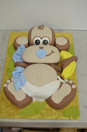 Saint Charles, MO: Baby Shower Cake
