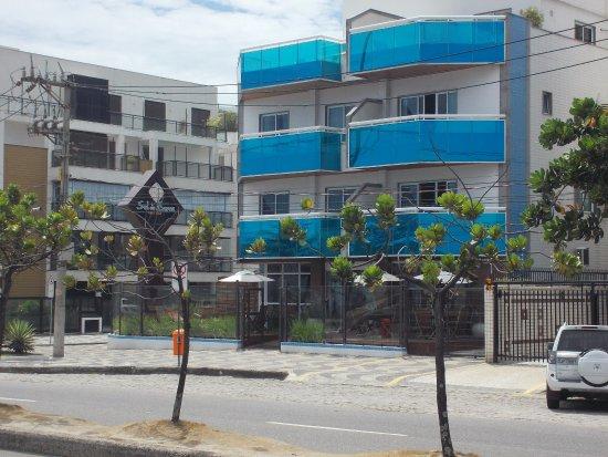 Sol da Barra Apart Hotel : Hotel Sol da Barra