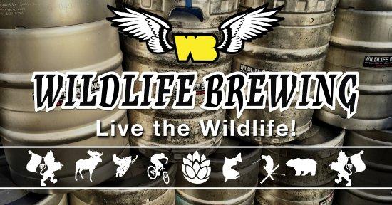 Wildlife Brewing & Pizza: L I V E     T H E     W I L D L I F E   ! ! !