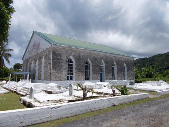 Cook Island Christian Church (CICC):  Cook Island Christian Church