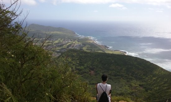 Koko Crater Trail: 20170321_094643_large.jpg