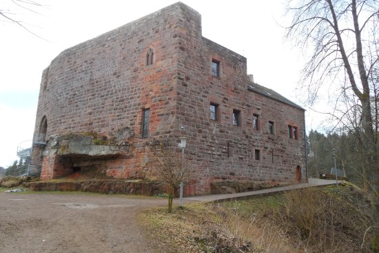 Trippstadt, ألمانيا: Burg Wilenstein