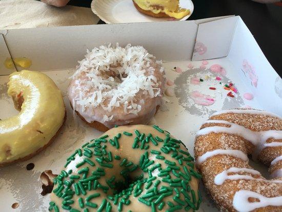 Bristow, VA: Duck Donuts