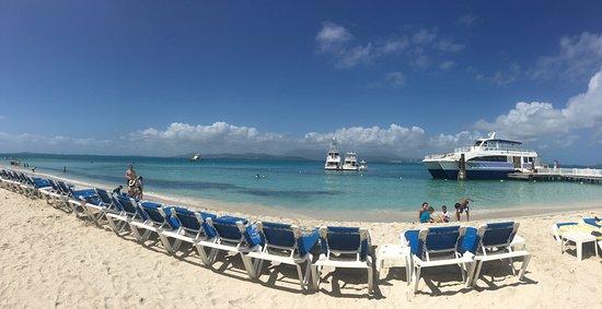 Amazing resort & staff
