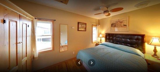 Prescott, Canada: Cottage No.19: romm