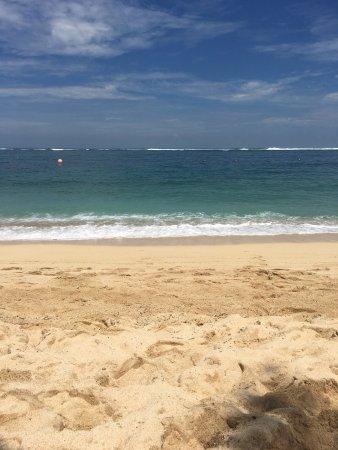 Photo of Beach Geger Beach Nusa Dua Bali at Desa Adat Peminge, Sawangan, Nusa Dua, Indonesia