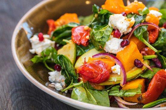 Rowville, Australia: Light meals