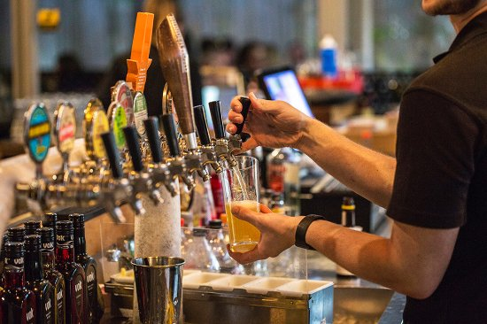 Rowville, Australia: Craft Beer on Tap