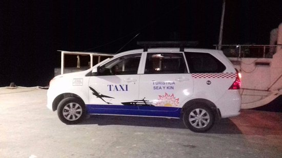 Кинтана-Роо, Мексика: turística sea y kin, les ofrece el servicio de  transporte privado , viajando super comodo,
