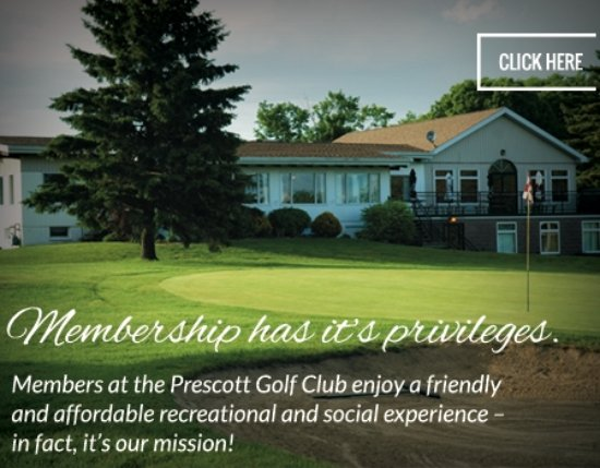 5 minutes away Prescott golf club
