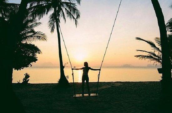 Experiencia de 3 días del estilo de vida de Koh Yao de Phuket o Krabi