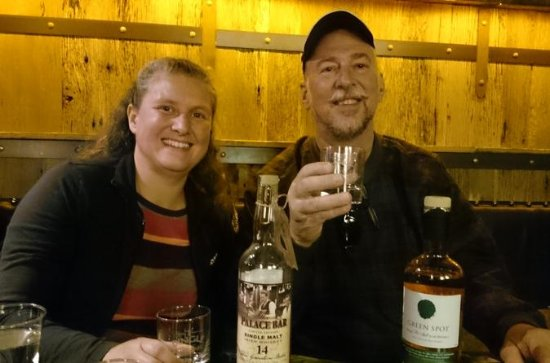 Whiskey Tasting Tour of Dublin