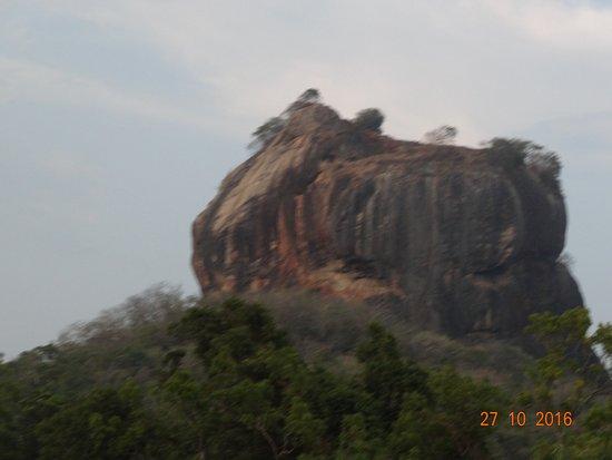 Hotel Sigiriya: Mt. Sigiria