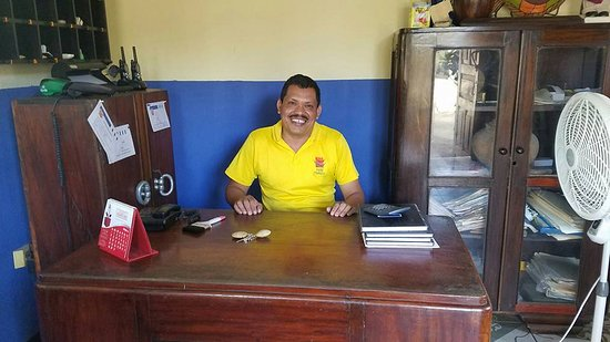 San Jorge, Nicaragua: Romel, the man! Great customer service with a can do attitude!