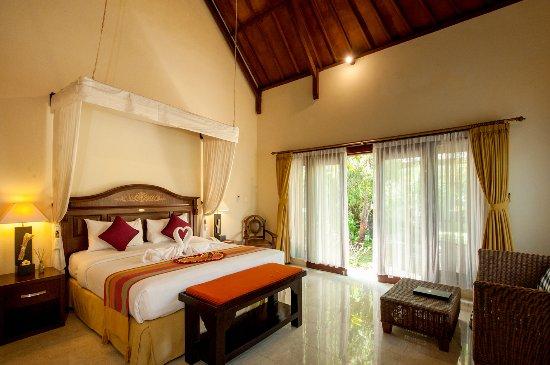 Beji Ubud Resort: Deluxe Garden - Double Bed