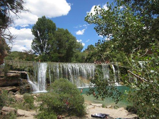 Bierge, Ισπανία: Salto