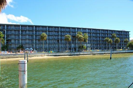 Bay Harbor Hotel: Bayside
