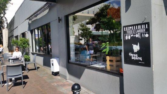 Teed Street Larder : Great Cafés just off Broadway Newmarket