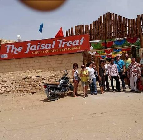 The Jaisal Treat