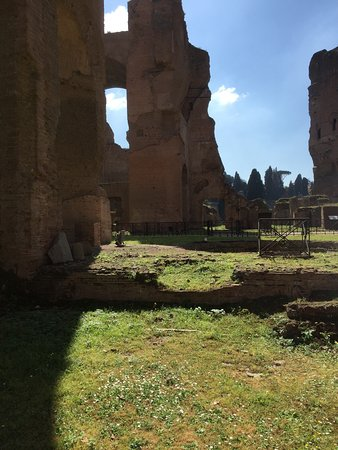 Photo of Historic Site Terme di Caracalla at Viale Delle Terme Di Caracalla, Rome, Italy