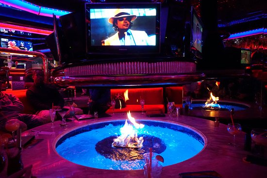 Peppermill's Fireside Lounge