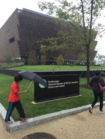 Photo of History Museum National Museum of African American History and Culture at 1400 Constitution Ave, Washington, DC 20004, United States