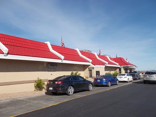 McDonald's, Needles, CA, off I-40 at J-Street and 3rd Ave.