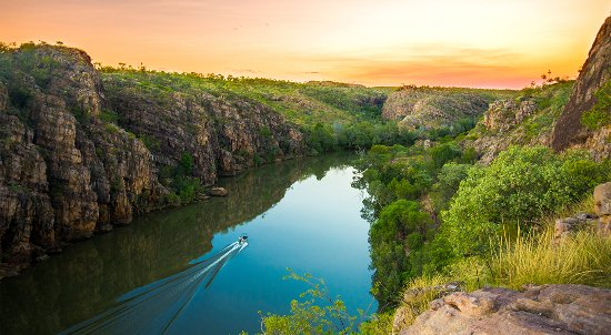 Katherine Gorge Sunset Cruise