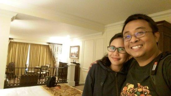 The Venetian Macao Resort Hotel: King suites room @south resort